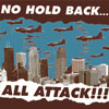 V/A- No Hold Back, All Attack triple LP