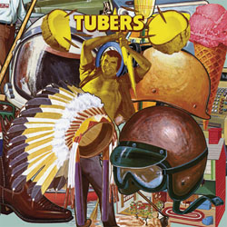 Tubers- Anachronous LP (Colored Vinyl + Download Code!)