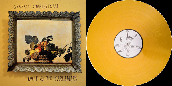Grabass Charlestons- Dale And The Careeners LP & CD