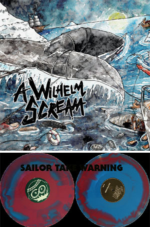 A Wilhelm Scream- Partycrasher LP (Color Vinyl)