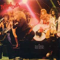 New York Dolls- In Too Much Too Soon LP