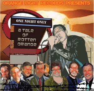 V/A- A Tale Of Rotten Orange 2xLP