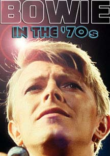David Bowie- Bowie In The 70's DVD (Sale price!)