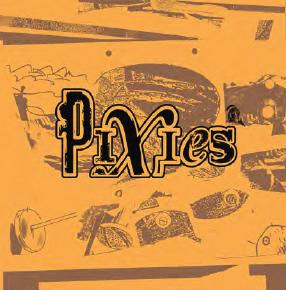 Pixies- Indie Cindy 2xLP & CD