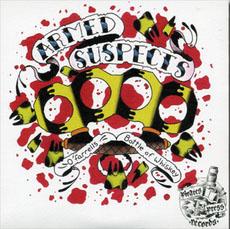 "Armed Suspects / Skels- Split 7"" (Yellow & Purple Split Vinyl)"