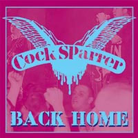 Cock Sparrer- Back Home 2xLP (180gram Claret And Blue Splatter Vinyl)