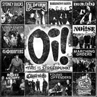 V/A- Oi! This Is Streetpunk 11""