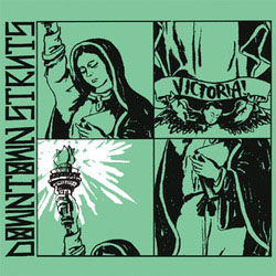 Downtown Struts- Victoria! LP (Green Vinyl)