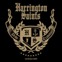 Harrington Saints- Pride & Tradition LP (Ltd Ed Color Vinyl)