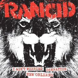 "Rancid- I Ain't Worried / Damnation / New Orleans 7"" (Sale price!)"