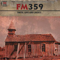 FM359- Truth Love & Liberty LP (Color Vinyl) (Dropkick Murphys, Street Dogs)