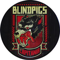 "Blind Pigs- Capitania 10"" (Pic Disc)"