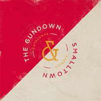 "Smalltown / Gundown- Split 7"" (Yellow Vinyl) (Sale price!)"
