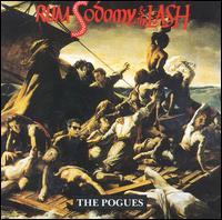 Pogues- Rum Sodomy And The Lash LP (180 gram vinyl!)
