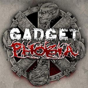 Phobia / Gadget- Split LP