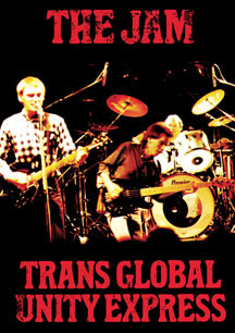 Jam- Transglobal Unity Express, Live 1982 DVD (Sale price!)