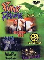 Punk Rawk Show DVD (Sale price!)