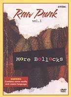 More Bollocks, Raw Punk Vol 1 DVD (Sale price!)