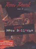 More Bollocks, Raw Punk Vol 2 DVD (Sale price!)