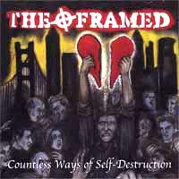 Framed- Countless Ways Of Self Destruction CD (Sale price!)