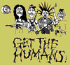 Quincy Punx- Get The Humans 7""