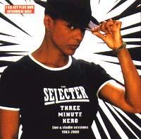 Selecter- Three Minute Hero 2CD & DVD (Sale price!)