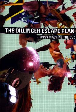 Dillinger Escape Plan- Miss Machine DVD (Sale price!)