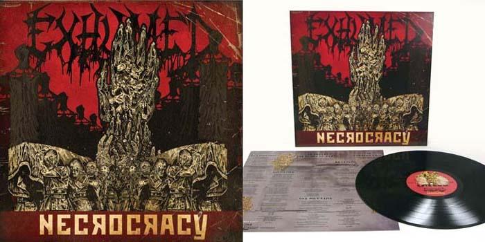 Exhumed- Necrocracy LP