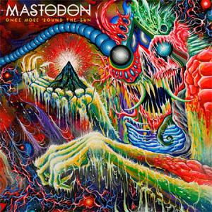 Mastodon- Once More 'Round The Sun 2xLP