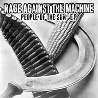 """Rage Against The Machine- People Of The Sun 10"""" (Green Vinyl)"""