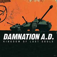 Damnation AD- Kingdom Of The Lost Souls LP (White Vinyl) (Black Friday 2015 Record Store Day Release) (Sale price!)