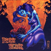 Pitch Black- S/T LP (Sale price!)