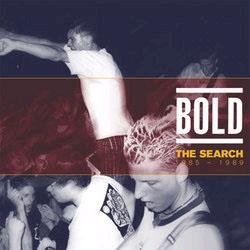 Bold- The Search 1985-1989 2xLP (Color Vinyl)