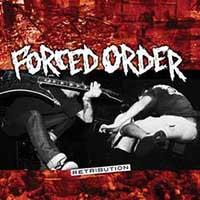 "Forced Order- Retribution 7"" (Grey Marble Vinyl)"