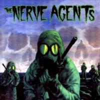 """Nerve Agents- S/T 12"""" (Color Vinyl)"""