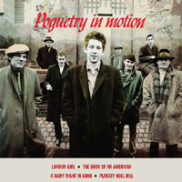 """Pogues- Poguetry In Motion 12"""" (Red vinyl)"""
