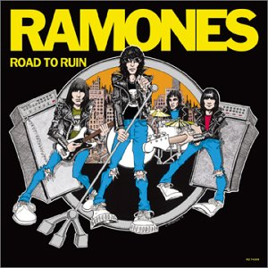 Ramones- Road To Ruin LP (180 gram vinyl)