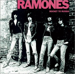 Ramones- Rocket To Russia LP (180 gram vinyl)