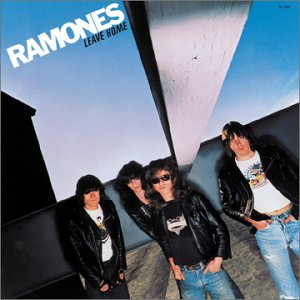 Ramones- Leave Home LP (180 gram vinyl)