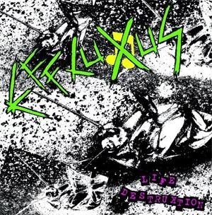 Effluxus- Life Destruktion LP (Sale price!)
