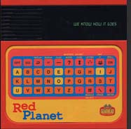 Red Planet- We Know How It Goes CD (Sale price!)