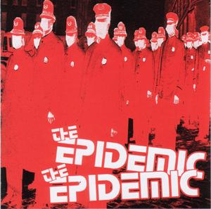 Epidemic- S/T CD (Sale price!)