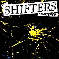 Shifters- Shattered CD (Sale price!)
