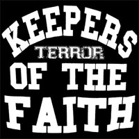 Terror- Keepers Of The Faith LP (Color Vinyl)