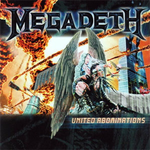 Megadeth- United Abominations LP