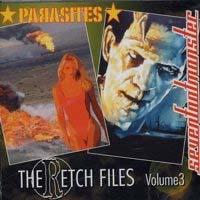 Parasites / Seven Foot Monster- Retch Files Volume 3 CD (Sale Price!)
