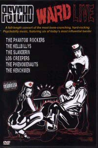 Psycho Ward DVD (Sale price!)