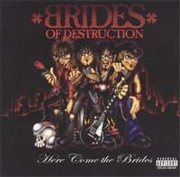 Brides Of Destruction- Here Come The Brides CD (Motley Crue) (Sale price!)