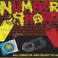Number 9 Hard- All Lubed Up And Ready To Go CD (Sale price!)