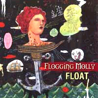 Flogging Molly- Float/Man With No Country 7""